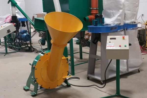 20 HP Hops Pellet Mill Line